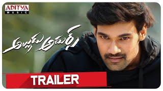 #AlluduAdhurs Trailer   Alludu Adhurs Movie   Bellamkonda Sreenivas   Nabha Natesh   DSP