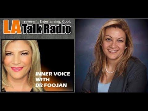 Raise Your Child's Emotional Intelligence - interview with Eileen Manoukian by Dr. Foojan Zeine