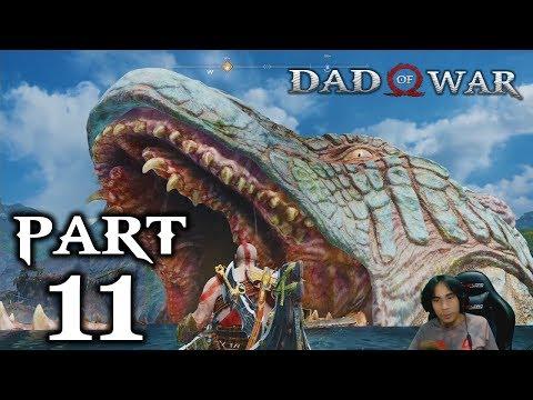 GOD OF WAR 4 | Part 11 | Tyr's Secret Test |  Gameplay Walkthrough