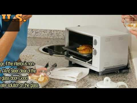 The Best Way to Clean Your Toaster Oven