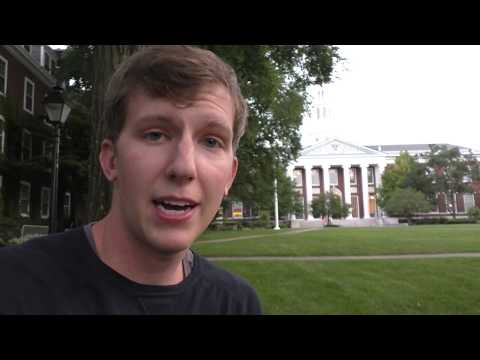 Getting into Harvard: Admissions Story