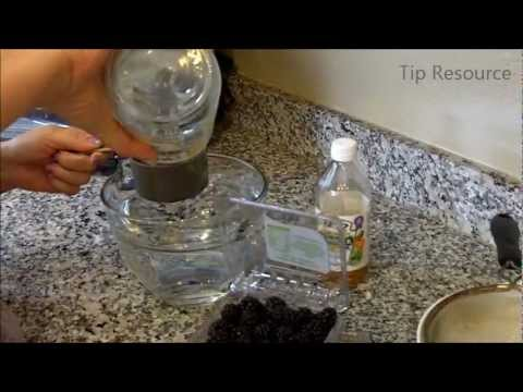 HOW TO PREVENT MOLDY BERRIES - TIP RESOURCE