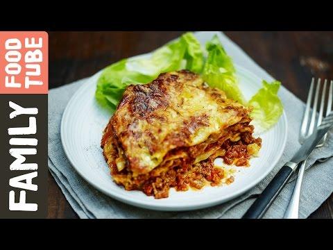 Easy Family Lasagne | Jamie Oliver