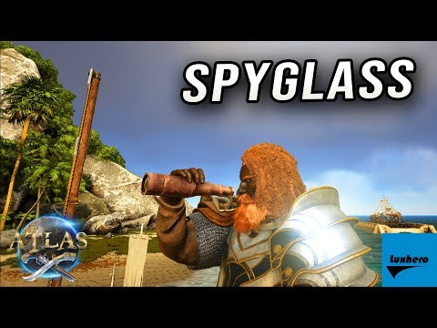 Atlas - How to Craft & Use Spyglass