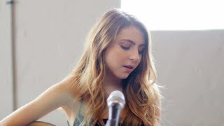 Skinny Love by Bon Iver // Birdy | cover by Jada Facer