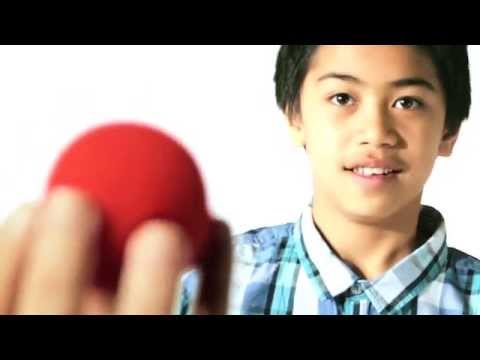 Help cure kids like Richie with a red nose - Red Nose Day 2014