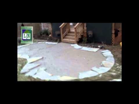 Nashville Patios, Installing a Flagstone Patio Nashville-Patios.mp4