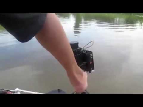 Homemade electric boat motor review