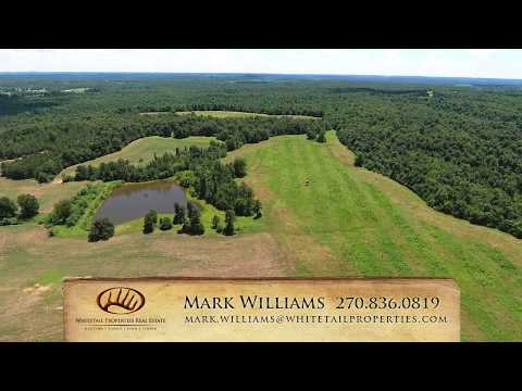 650 acre Pennyrile Farm Full Of Solid Hunting And Income