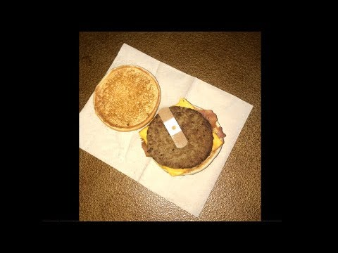 kid finds band-aid in their mcdonalds...