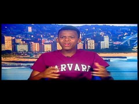 Mfundo Radebe to study in Harvard University