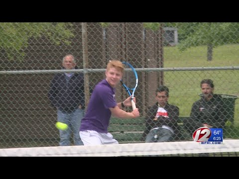 Classical's Schmidhauser wins singles title; Hendricken duo wins double title in boys tennis