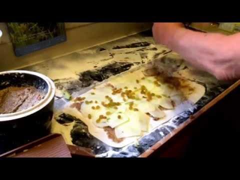 Cinnamon Apple Strudel Recipe with Puff Pastry