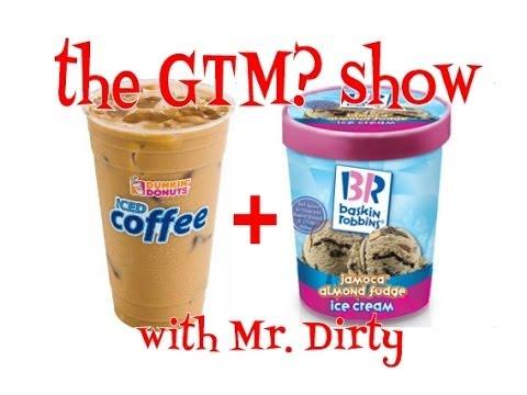 The GTM? Show - DD Jamoca Almond Fudge Swirl Iced Coffee