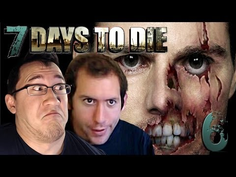 HARDER BETTER FASTER STRONGER | 7 Days to Die #6