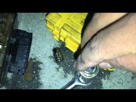 Oil pressure switch Ford F-150