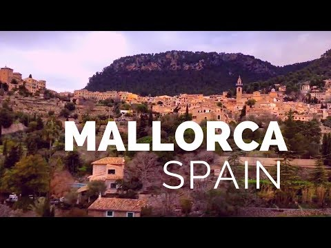 MALLORCA SPAIN - TOP THINGS TO SEE IN PALMA - VLOG