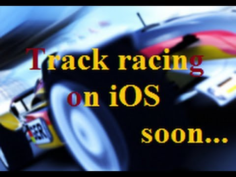 Track racing online gameplay(now developing for iOS software)