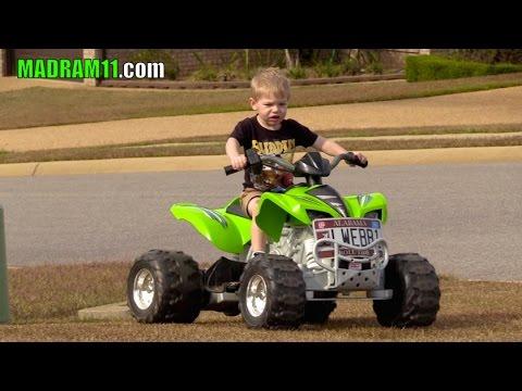 24 VOLT CONVERSION FOR ATV POWER WHEELS