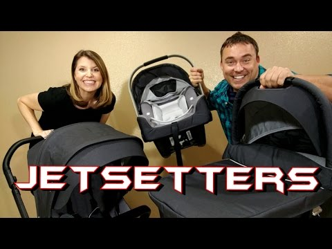 Nuna Mixx Jett Collection - Baby Travel System - Detailed Review