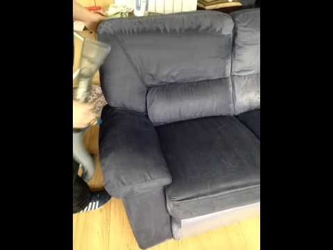 Upholstery Cleaning Process - No1 Carpet Cleaning
