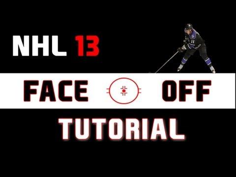 NHL 13: Basic Faceoff Tutorial