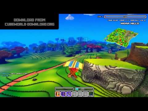 Cube World Game Download