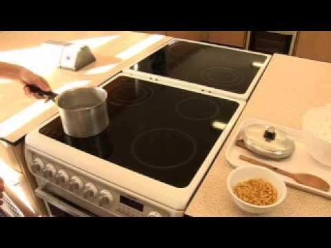 Using the hob (boil/simmer)