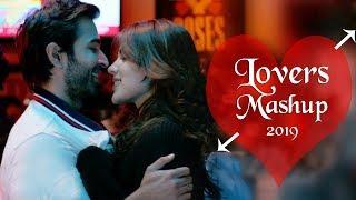 Lovers Mashup 2019 | OLD vs NEW | DJ R Factor | Hindi Romantic Songs | Sajjad Khan Visuals
