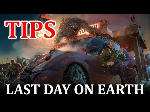 LAST DAY ON EARTH - TIPS (Upgrade Walls, Find Fuel, Vault Code )