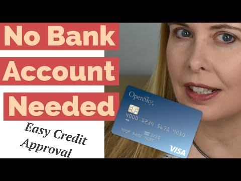 OpenSky Secured Credit Card Review [Credit Card With No Bank Account]