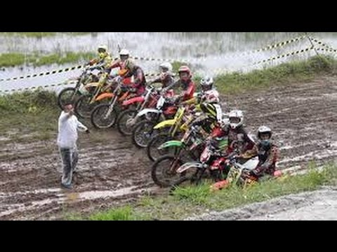 Balap Grasstrack Yang Lucu | Motor Supercross Racing | Motocross