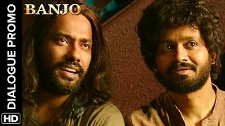 Dharmesh coins a new term for '50 Cent' | Banjo | Dialogue Promo