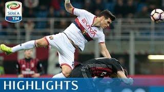 Milan - Genoa 1-0 - Highlights - Giornata 29 - Serie A TIM 2016/17