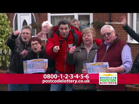 Adverts - Let Them In - April Play - People's Postcode Lottery