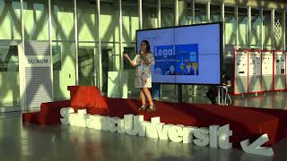 Failure as a pathway to pursuing your dreams | Eda Saraç | TEDxSabanciUniversity
