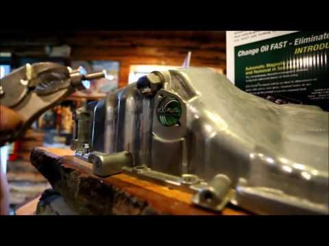 How To Fix Stripped Aluminum Oil Pan & Drain Plug