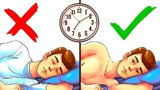 #x202b;8 طرق للحصول على نوم عميق#x202c;lrm;
