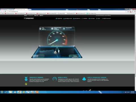 How to increase uploading speed