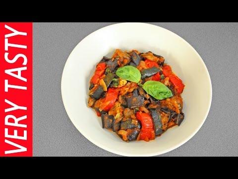 Ratatouille Recipe. Very tasty!