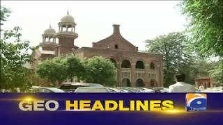 Geo Headlines - 07 PM - 16 April 2018