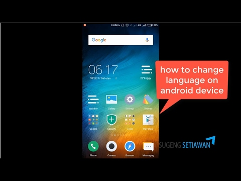 How to Change Language on Android Device