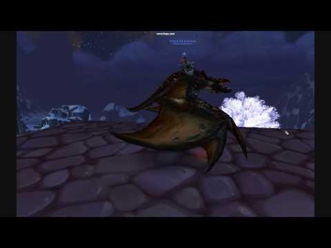 Wow - Mount - Black Proto-Drake