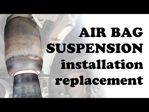 Air Bag Suspension Rear - Airbag Shock Shocks Kits - Lincoln Navigator SUV - Car Vehicle - DIYdoers