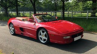 Here's Why I Have Bought 4 Ferrari F355 - The Good, The Bad & The Ugly