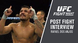 UFC Rochester: Rafael Dos Anjos -