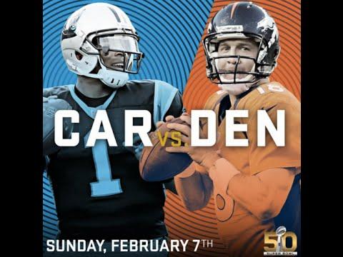 San Francisco Super Bowl 2016 Carolina or Denver?