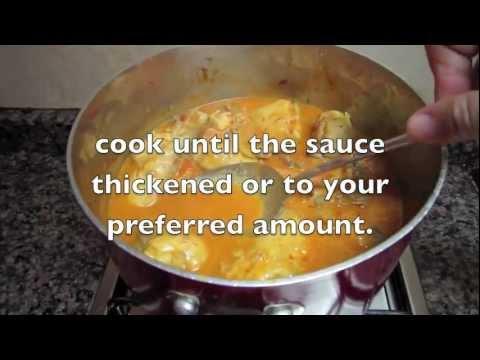 Chicken Curry/Ayam Masak Merah