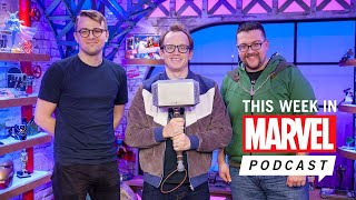 Chris Gethard Talks Getting Recognized On The Subway on This Week in Marvel Podcast