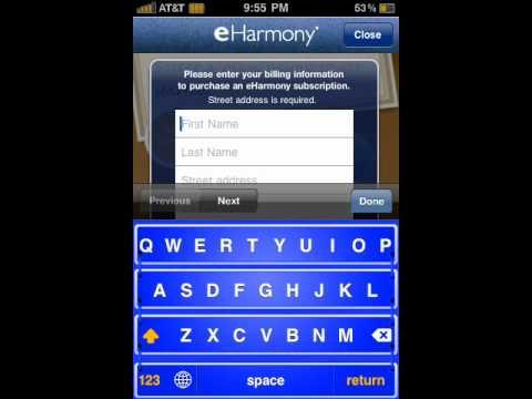 eHarmony Hack: The Process